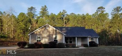 Senoia Single Family Home Under Contract: 206 Rockhouse Rd