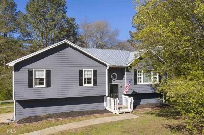 Hiram Single Family Home New: 98 Ridge Run Dr