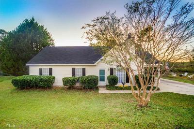 Senoia Single Family Home Under Contract: 90 Ridge Dr