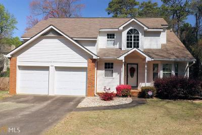 Marietta Single Family Home New: 991 Cobb Place Manor Dr