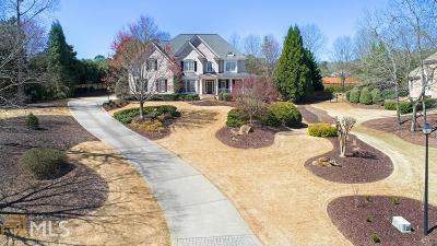 Milton Single Family Home Under Contract: 699 Glenover Dr