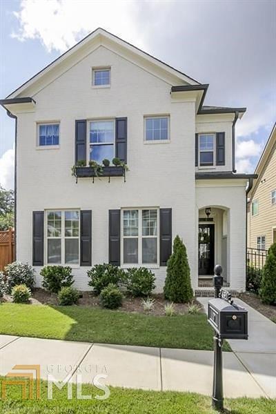 Single Family Home New: 437 Raven Brook Lane