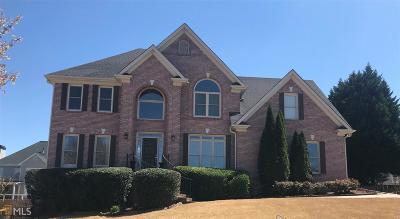 Snellville Single Family Home Under Contract: 1091 White Cloud Ridge