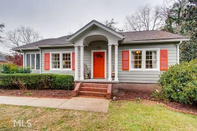 Single Family Home New: 4520 Austell Powder Springs Road