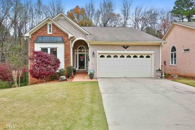 Peachtree City GA Single Family Home Under Contract: $364,000