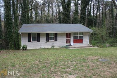 Clayton County Single Family Home New: 6403 Port A Prince Drive