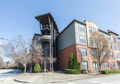 Atlanta Condo/Townhouse New: 400 17th Street #2122