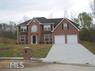 Single Family Home New: 3686 Campbell Creek Circle
