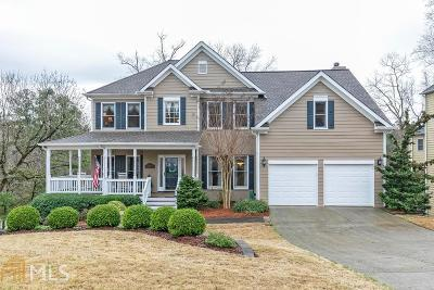 Kennesaw Single Family Home New: 2246 Duck Hollow Drive NW