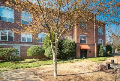 Marietta Condo/Townhouse New: 445 N Sessions St NW