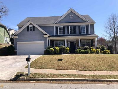 Acworth Single Family Home New: 4108 McEver Wood Drive #83