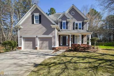 Powder Springs Single Family Home New: 1121 Gate Post Court