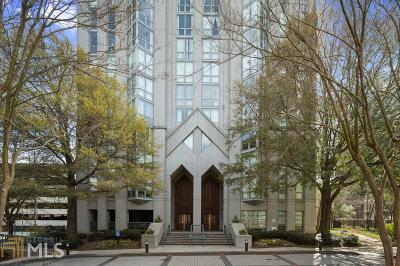 Atlanta Condo/Townhouse New: 2870 Pharr Court S #2908