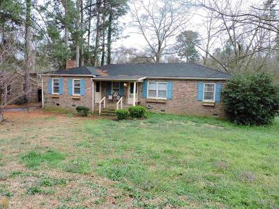 Hart County Single Family Home Under Contract: 143 Bowers St