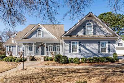 Douglasville Single Family Home New: 8560 Lake Forrest Drive