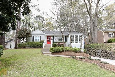 Atlanta Single Family Home New: 700 Darlington