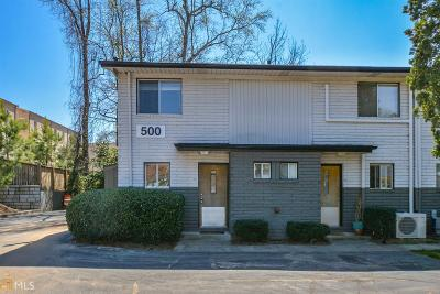 Atlanta Condo/Townhouse New: 3501 Roswell #508