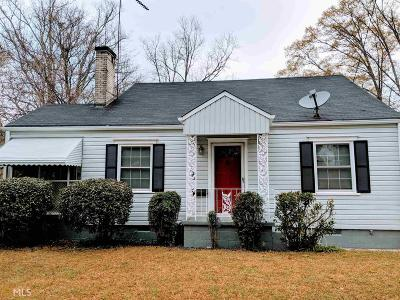Hapeville Single Family Home Under Contract: 447 North