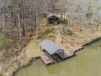 Greensboro, Eatonton Single Family Home Under Contract: 532 Rockville Springs Dr #119