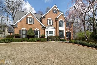 Cherokee County Single Family Home New: 803 Eastside Pte