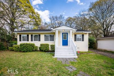 Kirkwood Single Family Home Under Contract: 233 Murray Hill Ave