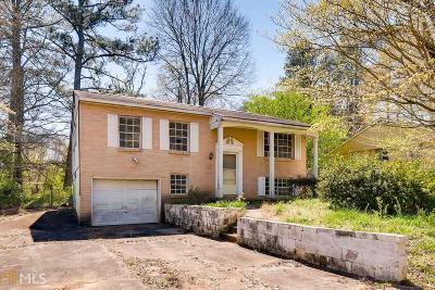 Clayton County Single Family Home New: 949 Martha