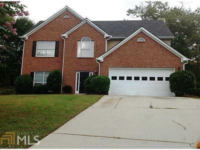 Lilburn Single Family Home Under Contract: 4725 Wynnmeade Ln
