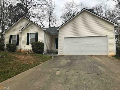 Clayton County Single Family Home New: 675 River Valley Drive