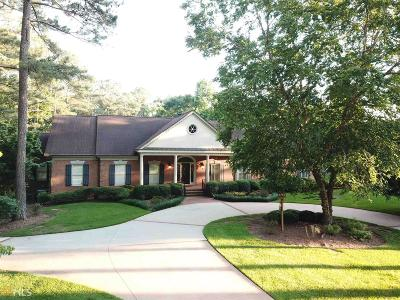 Griffin Single Family Home For Sale: 122 Runnymede