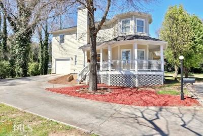 Stone Mountain Condo/Townhouse For Sale: 5258 Savannah Ter