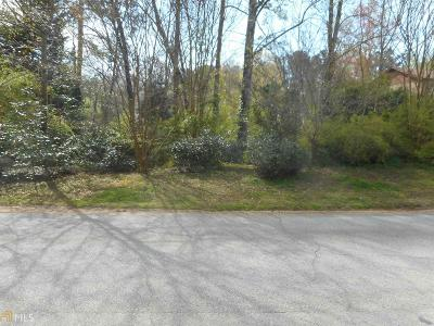 Douglasville Residential Lots & Land Under Contract: 4660 Cresant Ln #76-79
