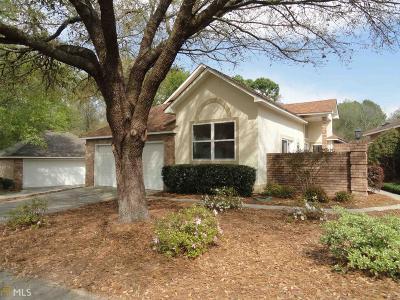 Statesboro Single Family Home For Sale: 1660 Pondside Dr #39