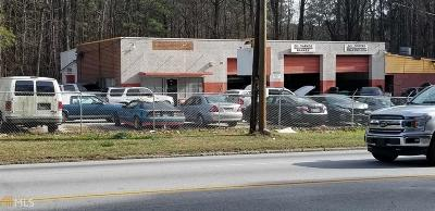 Lithonia Commercial For Sale: 2570 Lithonia Industrial Blvd