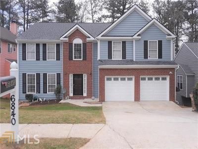 Norcross Single Family Home Under Contract: 6840 Magnolia Park Ln