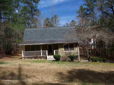 Douglasville, Winston, Lithia Springs, Villa Rica Single Family Home New: 5319 Greenway Dr