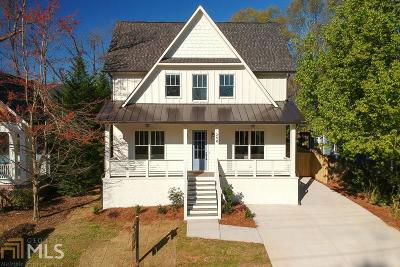Kirkwood Single Family Home Under Contract: 258 Norwood Ave
