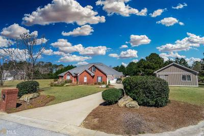 Oxford Single Family Home Under Contract: 1400 Olympic Ct