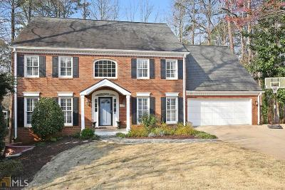 Roswell Single Family Home New: 135 Major