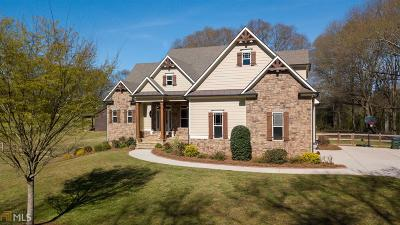 Winder Single Family Home For Sale: 496 Bowman Mill