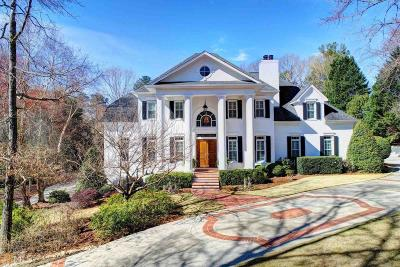 Snellville Single Family Home Under Contract: 1231 Bridgewater Walk