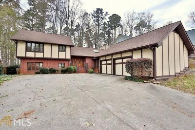 Cumming, Gainesville, Buford Single Family Home For Sale: 3345 Lake Shore Dr