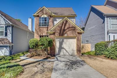Duluth Single Family Home New: 3995 Oak Glenn Drive