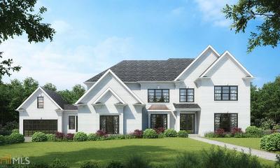 Fulton County Single Family Home New: 4220 Harris