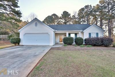 Single Family Home New: 5830 Tallantworth Crossing