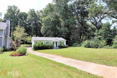 Brookhaven Single Family Home Under Contract: 2634 N Thompson Rd