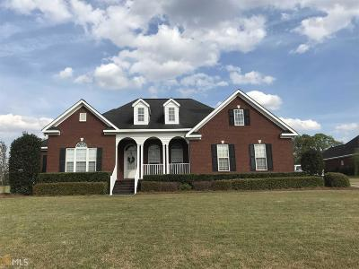 Statesboro Single Family Home For Sale: 1814 Nottingham