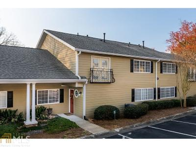 Brookhaven Condo/Townhouse Under Contract: 1468 Briarwood Rd #205