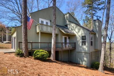 Johns Creek Single Family Home Under Contract: 225 N Falcon Bluff