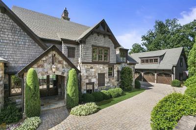 Cumming, Gainesville, Buford Single Family Home For Sale: 3705 Harbour Lndg