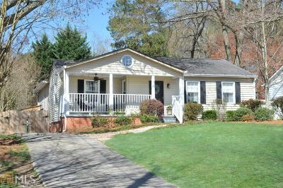 Brookhaven Single Family Home For Sale: 2778 N Thompson Rd